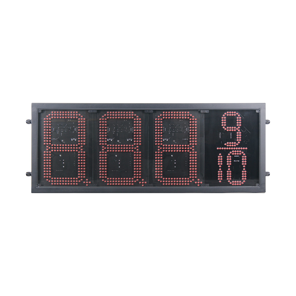 gas led signs