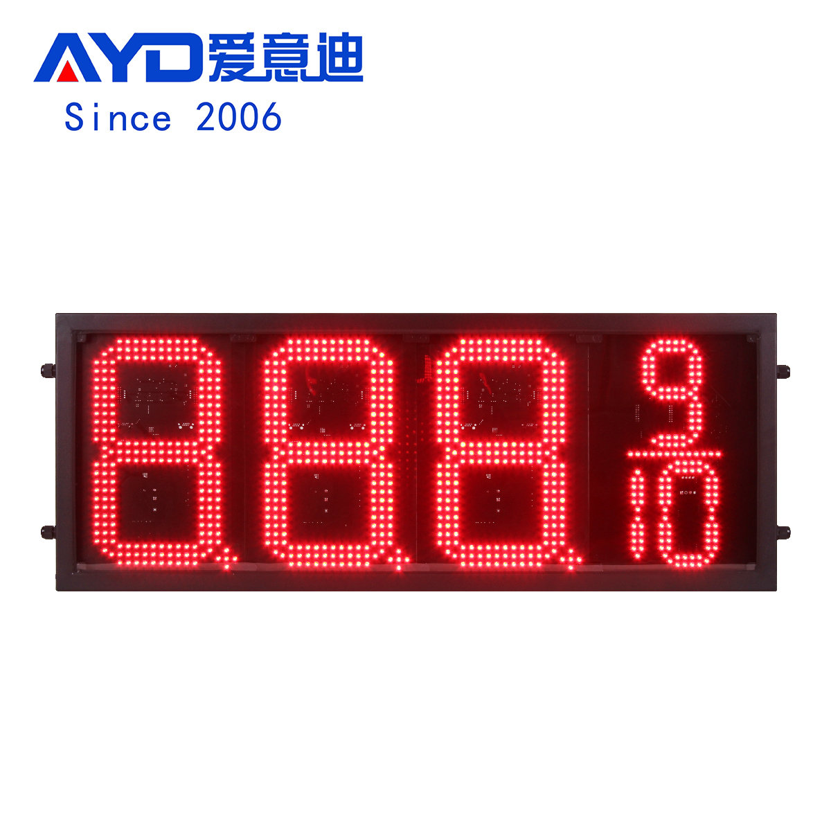 American Waterproof Outdoor Gas Led Signs