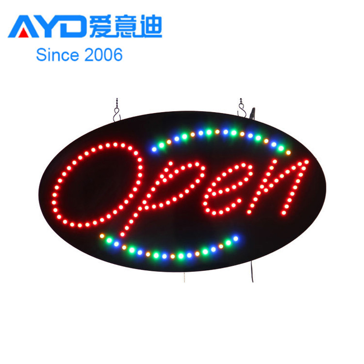 LED Open Signs-HSO0001 title=