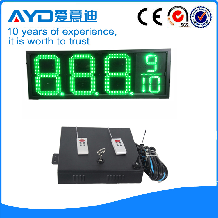 18Inch 8889/10 LED Gas Price Sign Electronics LED Digit Board