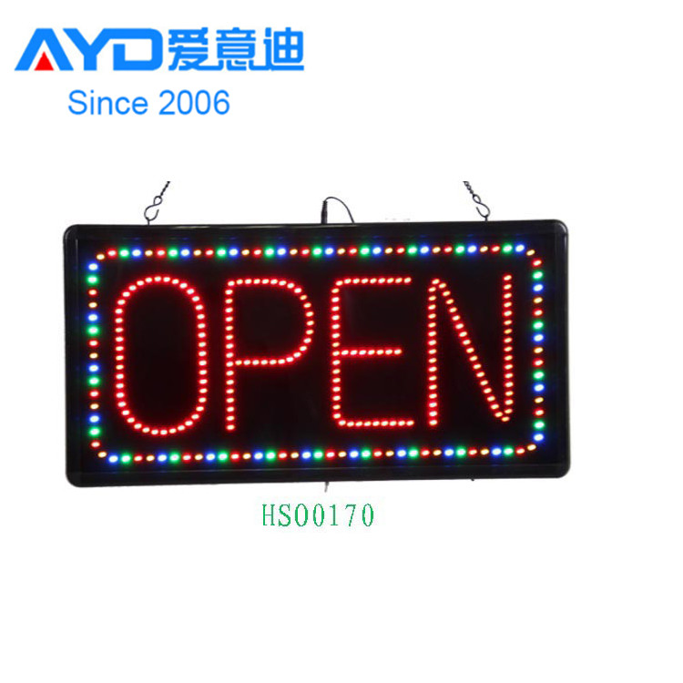 LED Open Signs-HSO0170