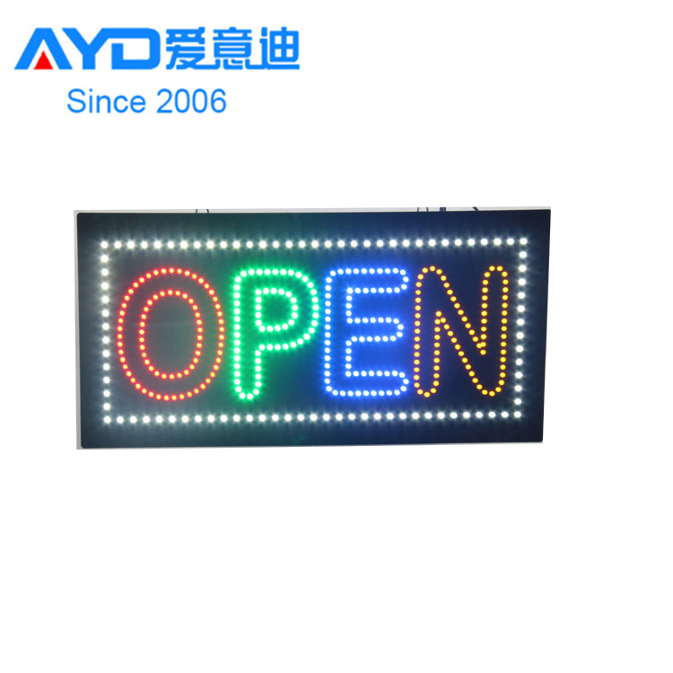 LED Open Signs-HSO0224