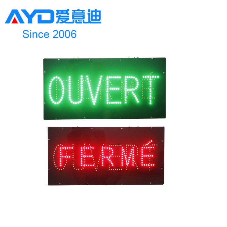 LED Open Signs-HSO0297