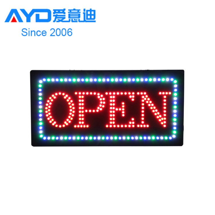 LED Open Signs-HSO0395
