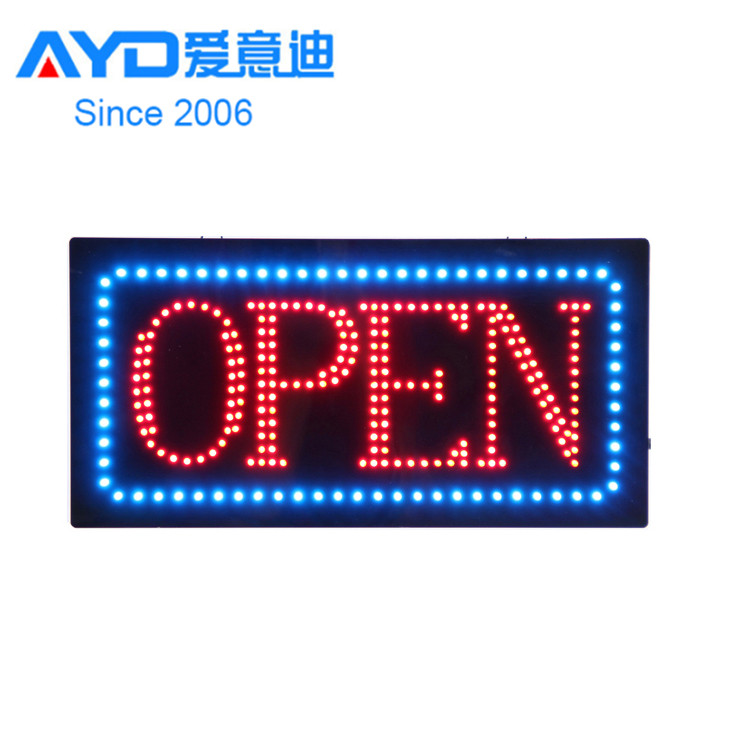 LED Open Signs-HSO0505