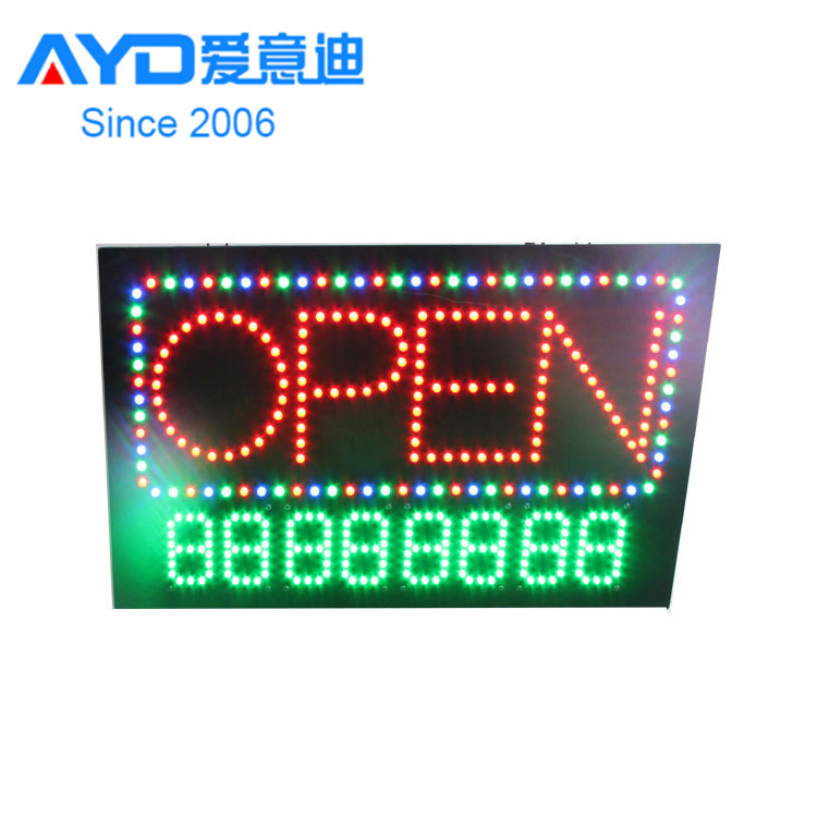 LED Open Signs-HSO0739
