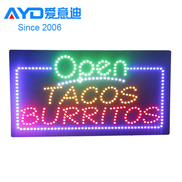 LED Open Signs-HSO0796