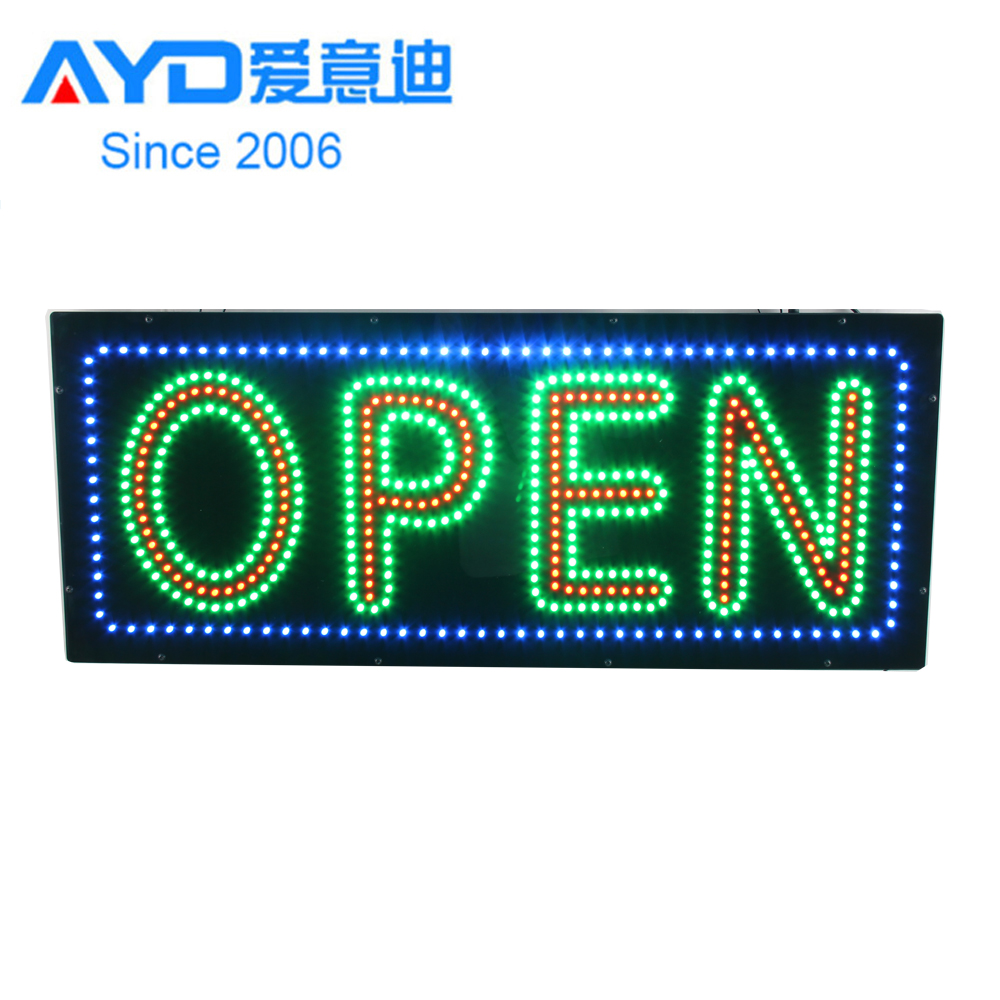 LED Open Signs-HSO0798