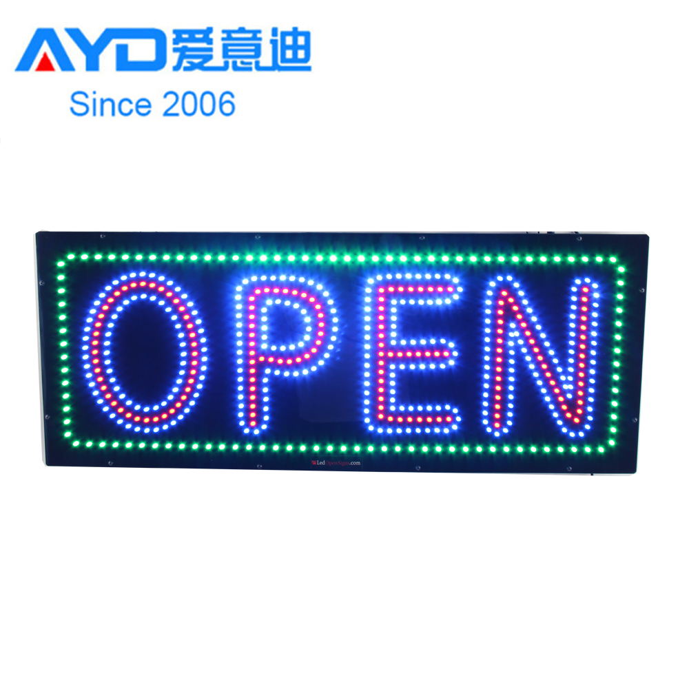LED Open Signs-HSO0800