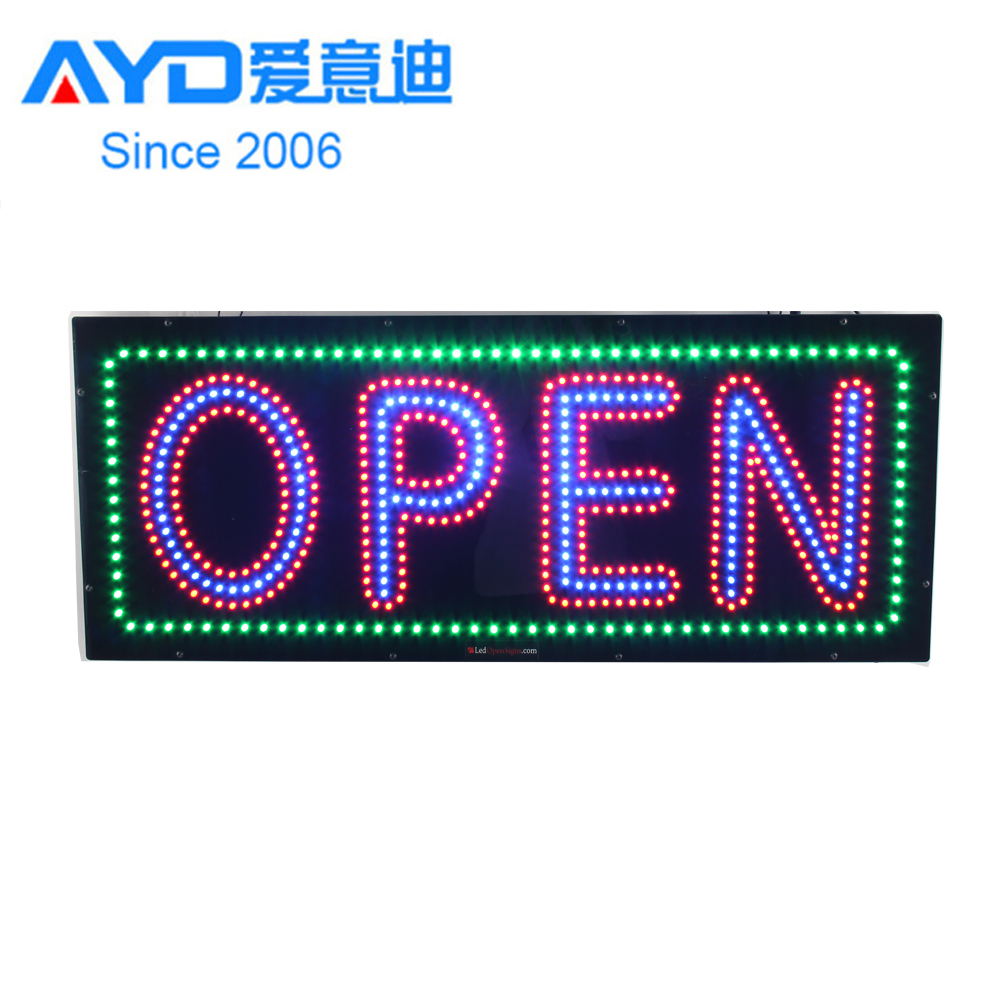 LED Open Signs-HSO0802