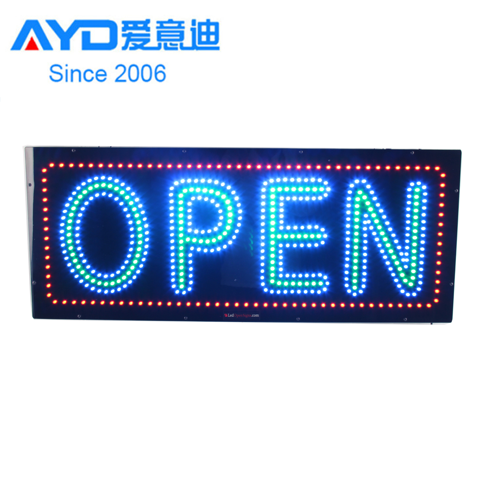 LED Open Signs-HSO0806