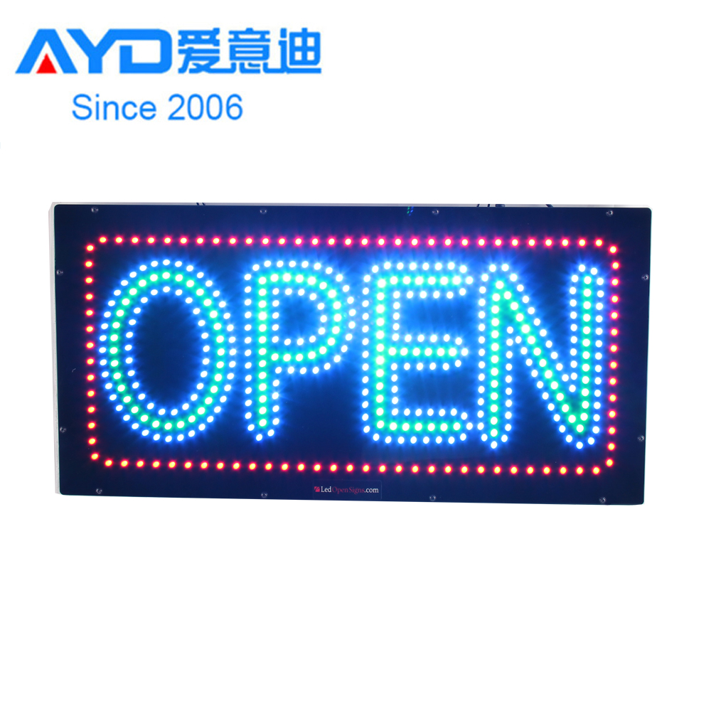LED Open Signs-HSO0805