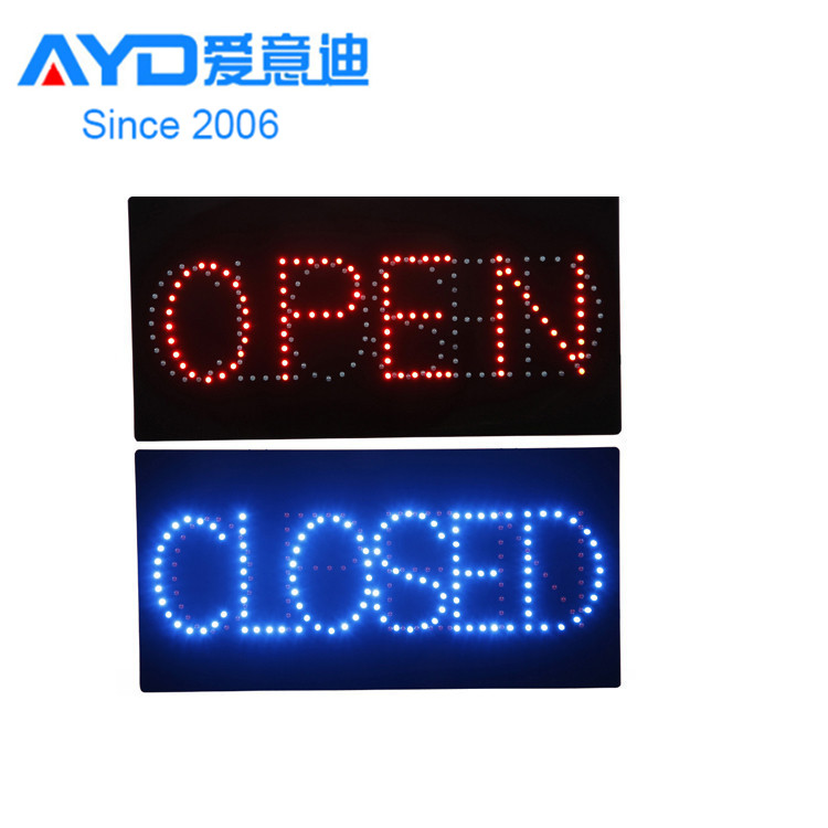 LED Open Signs-HSO0815