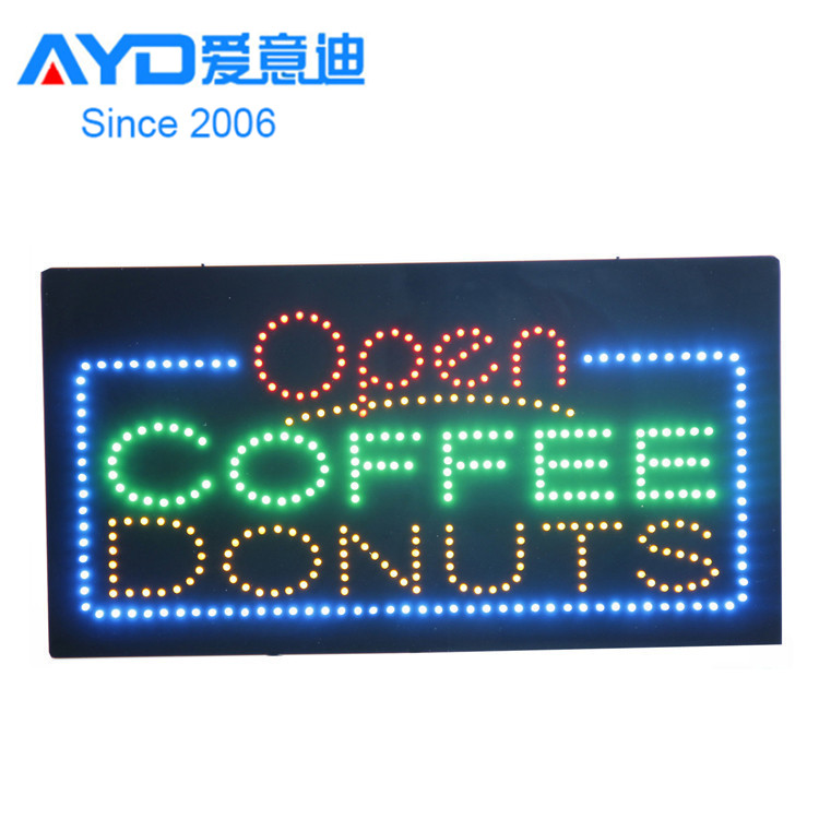 LED Open Signs-HSO0850