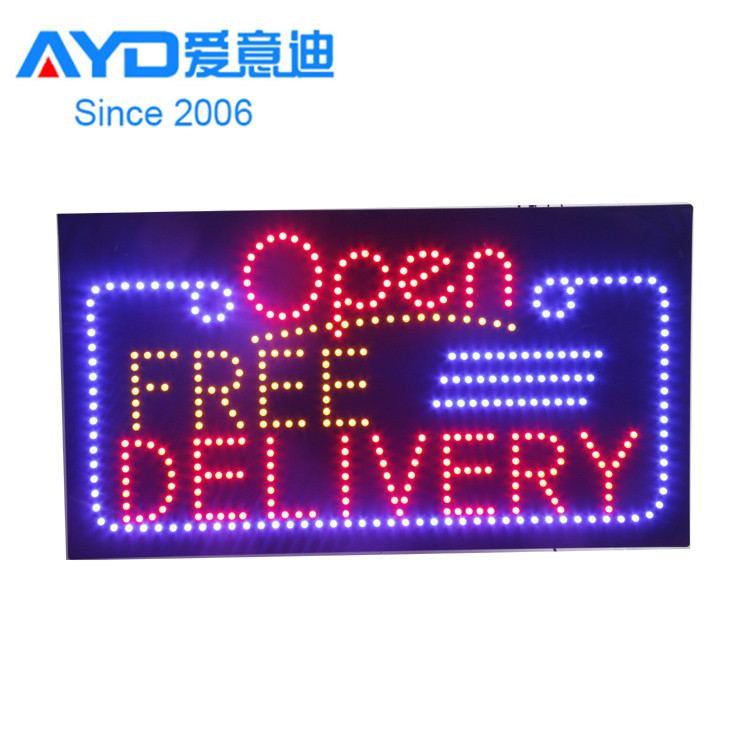 LED Open Signs-HSO1212